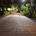 Walkway lights